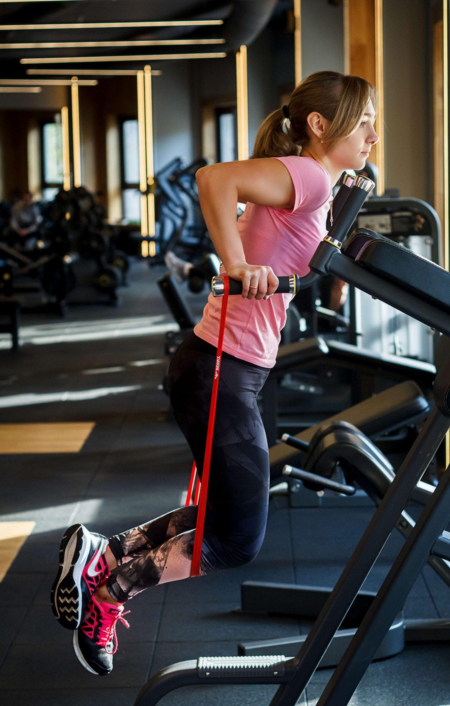 Резиновые петли для фитнеса SportDominator