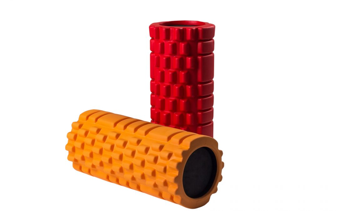 Что такое массажный ролик/валик (foam roller) и как правильно им пользоваться?