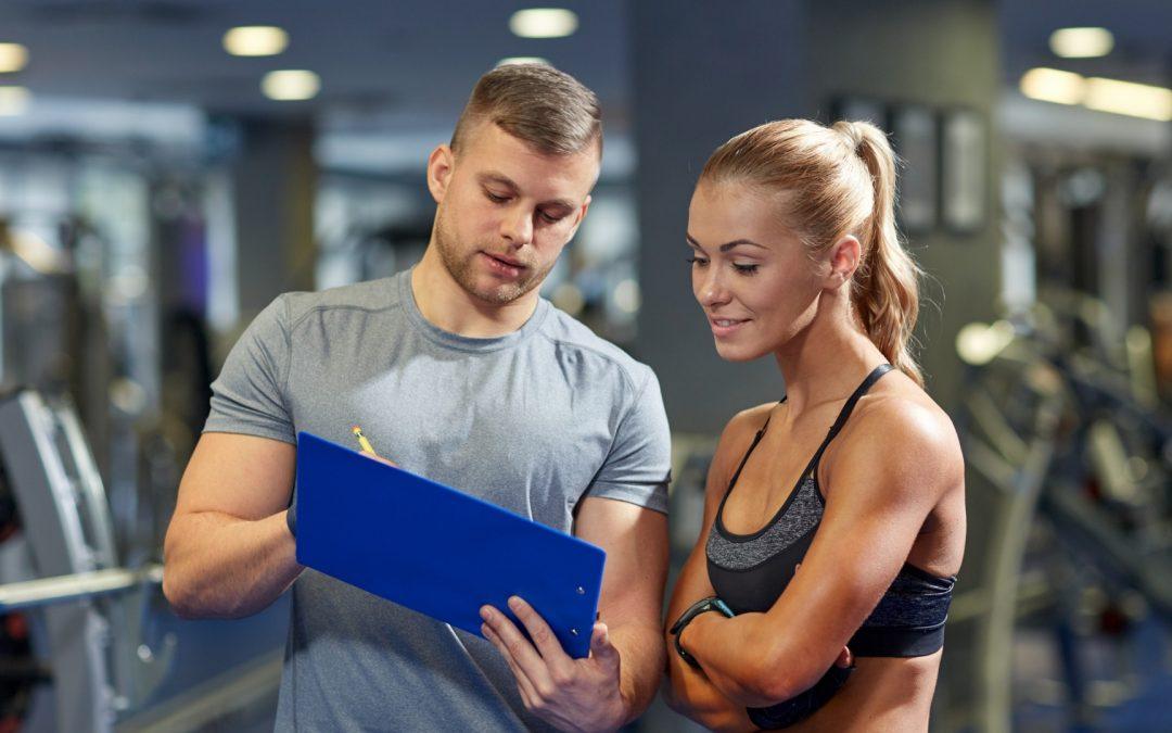 Роль тренера в персональных тренировках
