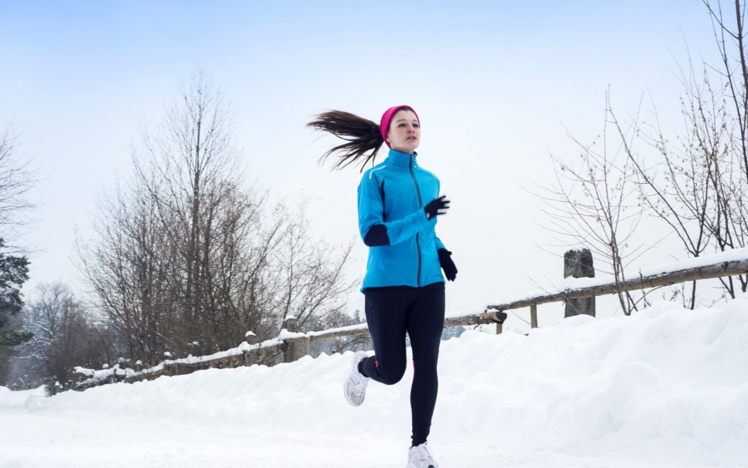 Зима — не помеха спорту!