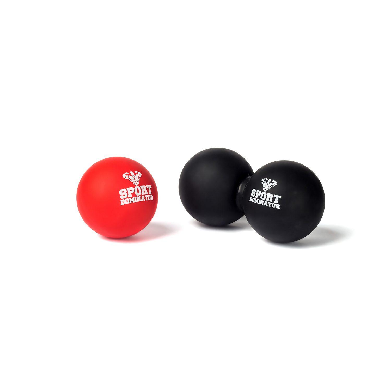 Комплект массажных мячей для миофасциального релиза