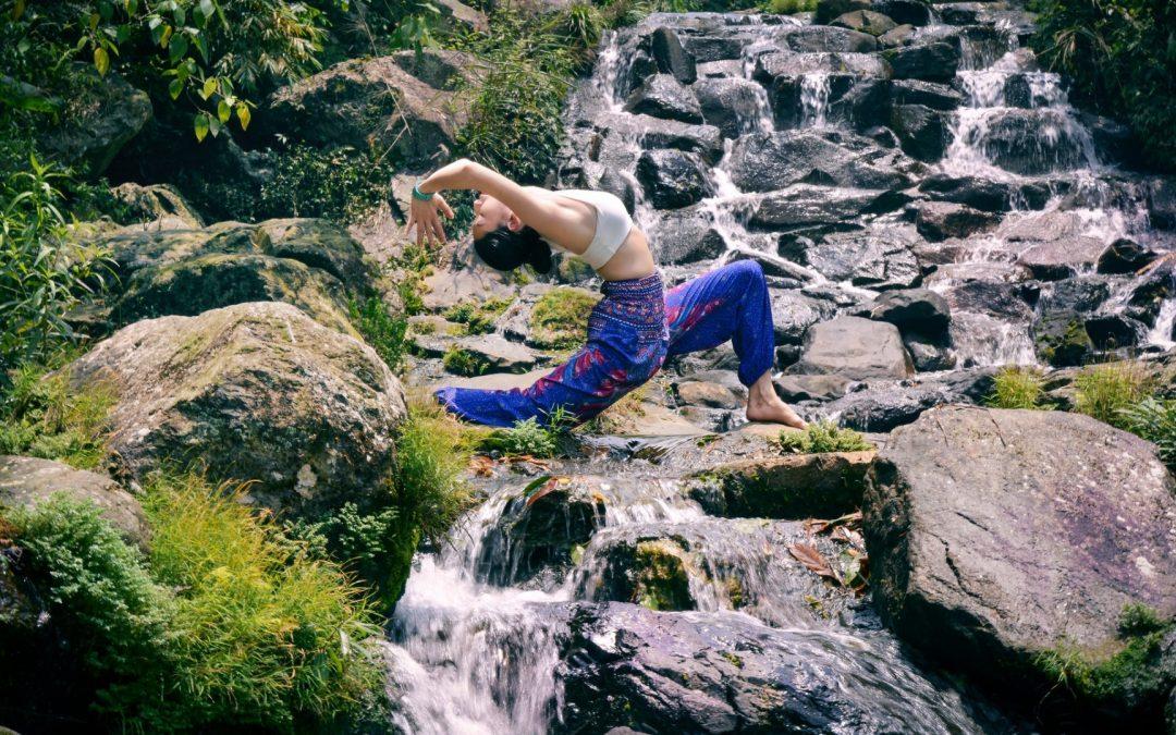 Йога – исцелитель души и тела