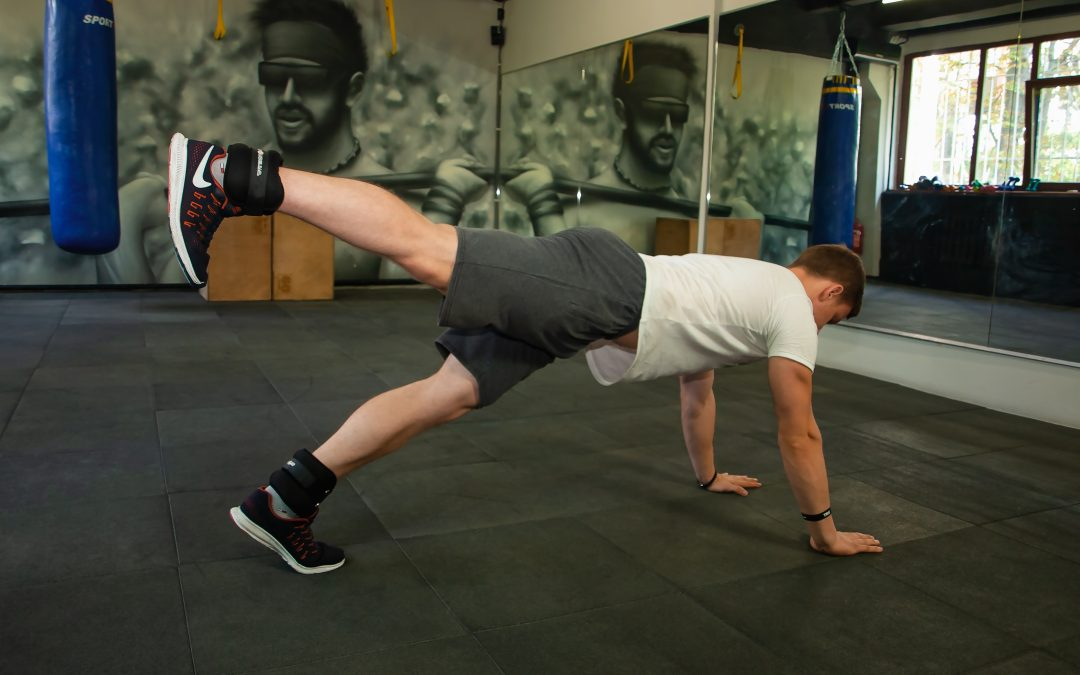 Утяжелители для ног — вред и польза
