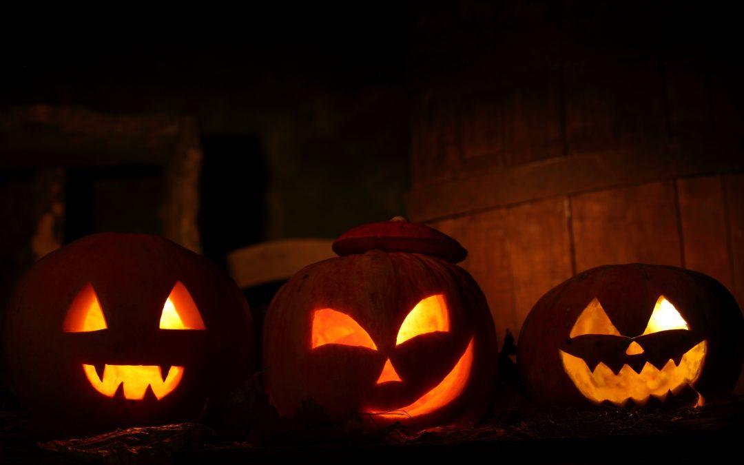Поздравляем с Хэллоуином
