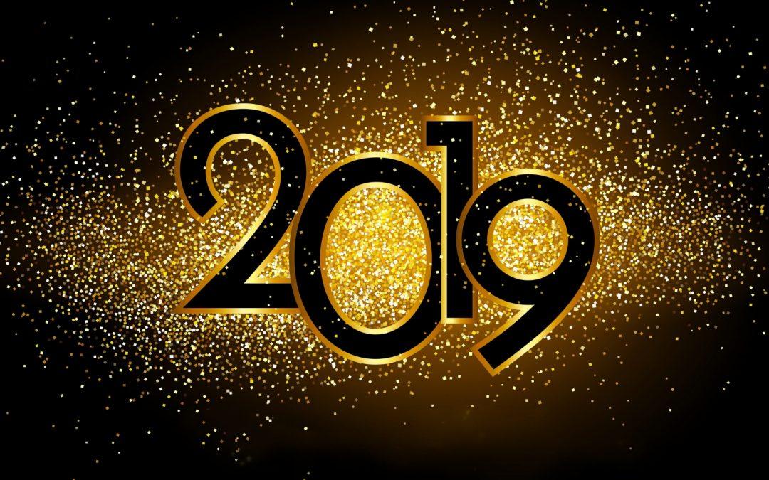 Sportdominator вітає з Новим Роком 2019
