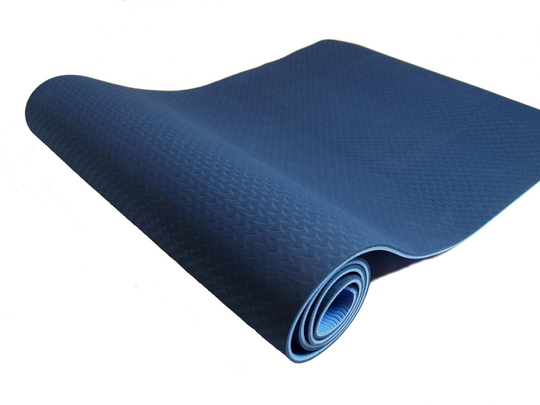 Мат (коврик) для йоги и фитнеса