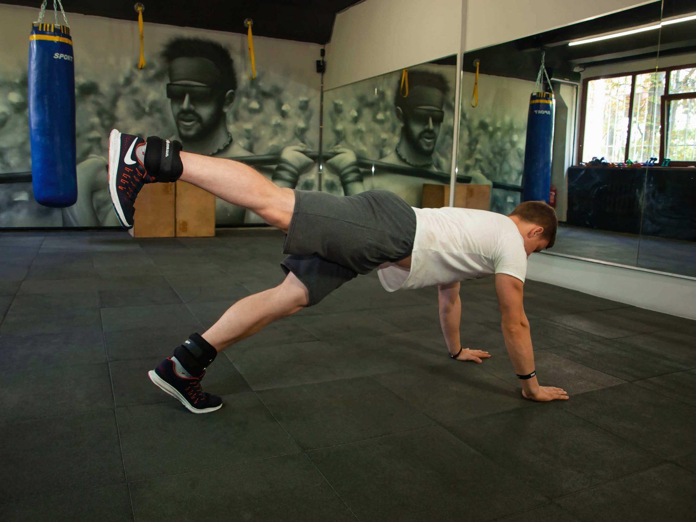 Утяжелители для ног и рук для фитнеса и кроссфита