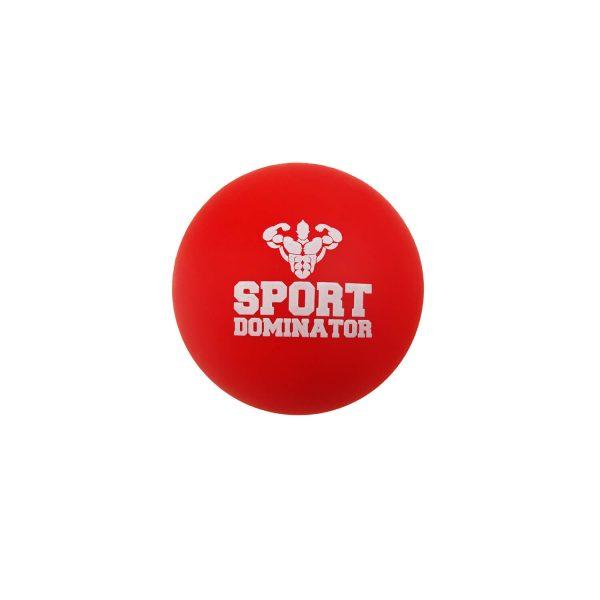 Одинарный массажный мяч SportDominator для миофасциального релиза