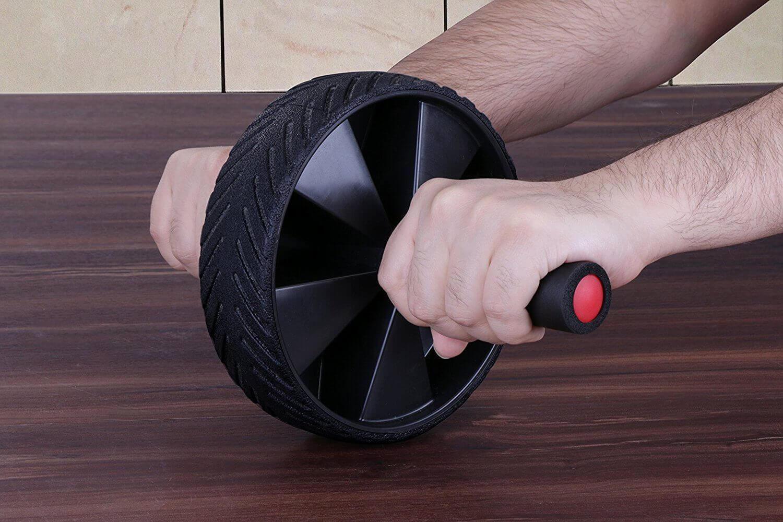 Ролик для пресса одинарное колесо (Ab wheel)