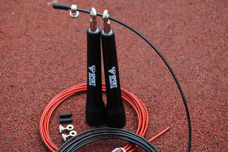 Додатковий шнур і обмежувачі до швидкісної скакалці