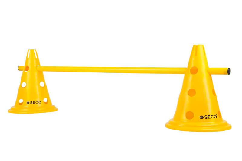 Тренировочный конус с отверстиями 30 см