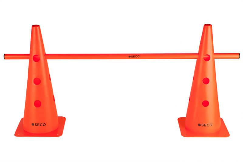 Тренувальний конус з отворами 48 см