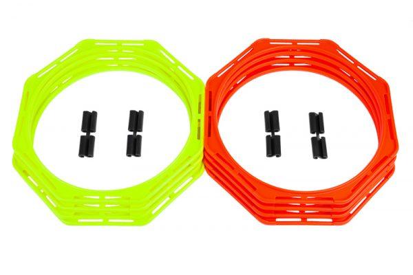 Тренировочные кольца 40 см 8 шт