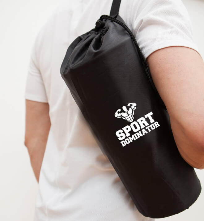 Массажный ролик/валик SportDominator, роллер для йоги