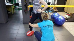 Тренування при захворюваннях колінних суглобів