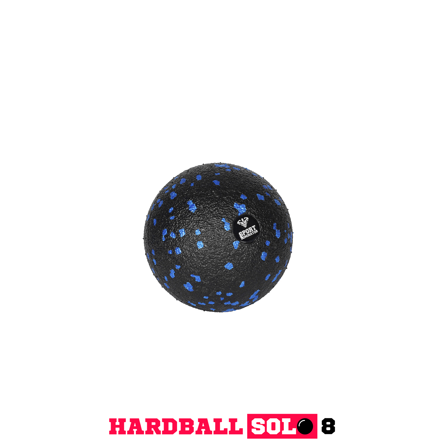 Масажний набір SportDominator® HardBall Red Trio