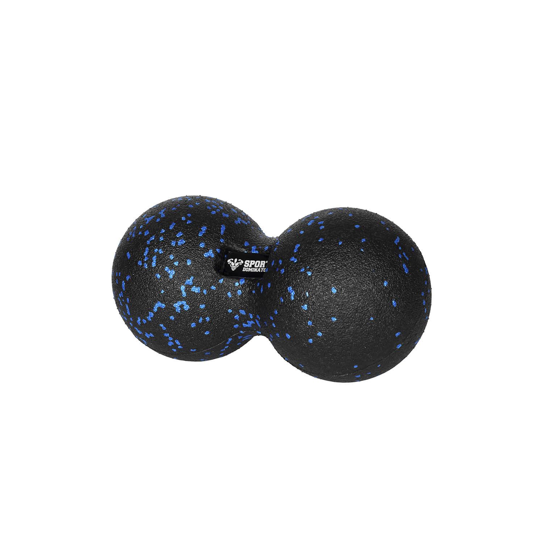 Масажний м'яч для міофасціального релізу чорний