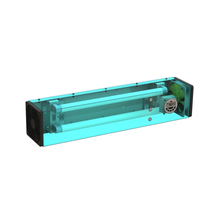 Рециркулятор бактерицидный безозоновый с таймером