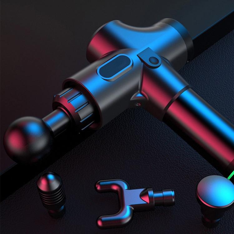 Массажный пистолет для миофасциального релиза 20 скоростей